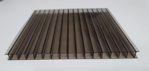 6mm Twinwall Bronze