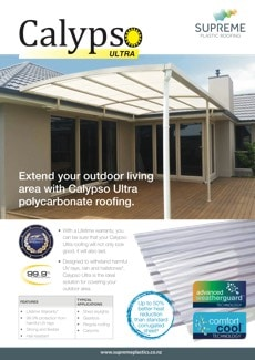 Download the Calypso Ultra Technical Brochure