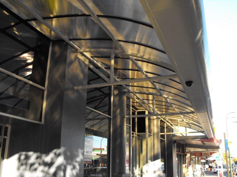 Twinwall Exterior Canopy