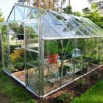 Clear Astariglas Hothouse