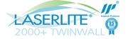 Laserlite 2000+ Twinwall
