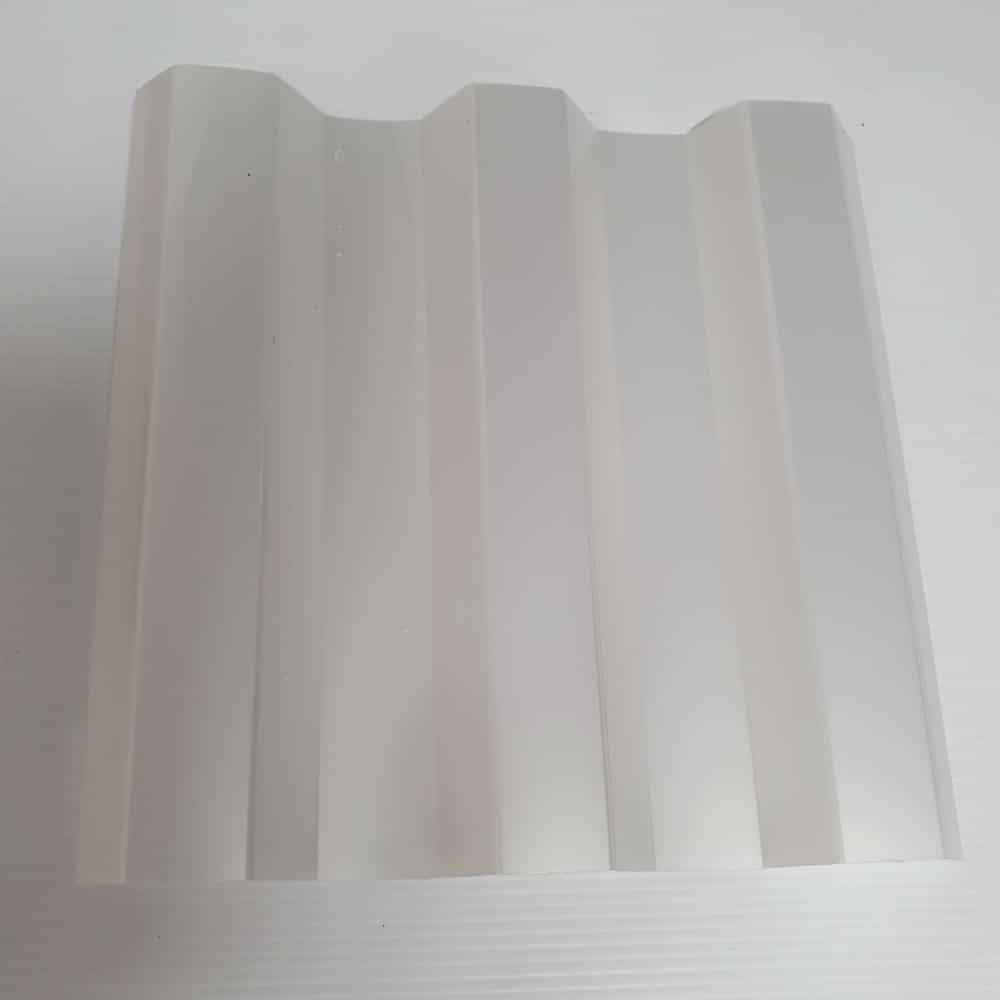 Laserlite 3000 Greca Polycarbonate Sheet Supreme Plastic
