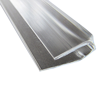 Clear Polycarbonate capping