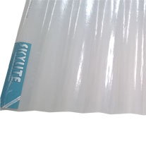 Skylite translucent sheet