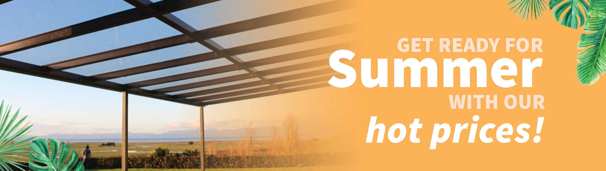Get ready for summer with Supreme Plastic Roofing