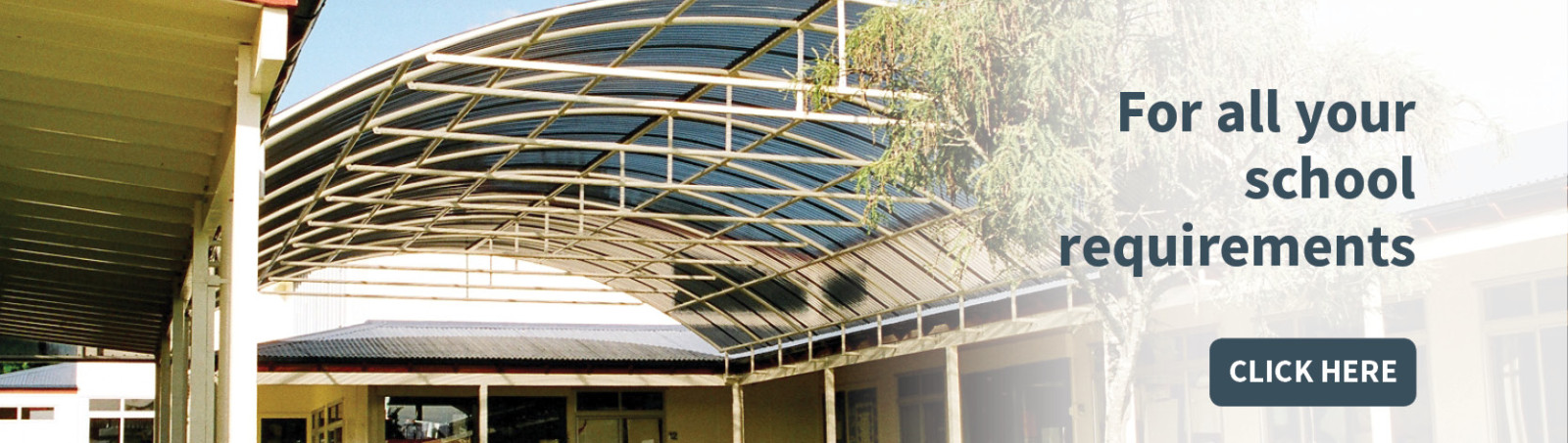 Plastic Roofing for Schools