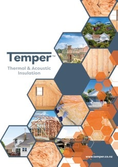 Temper Insulation Product Catalogue