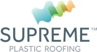 Supreme Plastic Roofing Logo