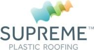 Supreme Plastic Roofing Logo